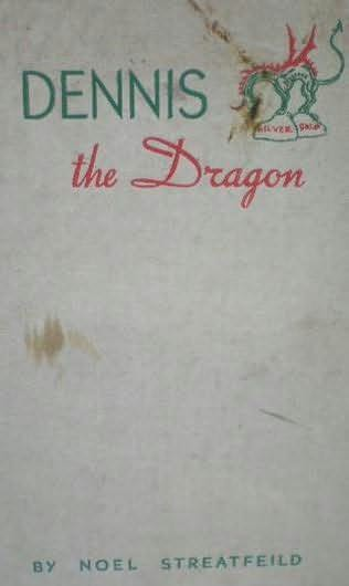 book cover of Dennis the Dragon