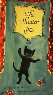 book cover of The Theater Cat