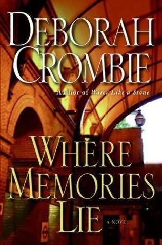 Mysteries In Paradise Review Where Memories Lie Deborah Crombie
