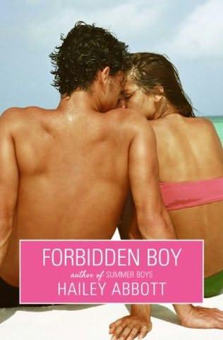 book cover of Forbidden Boy