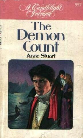 The demon count demon count book 1 by anne stuart
