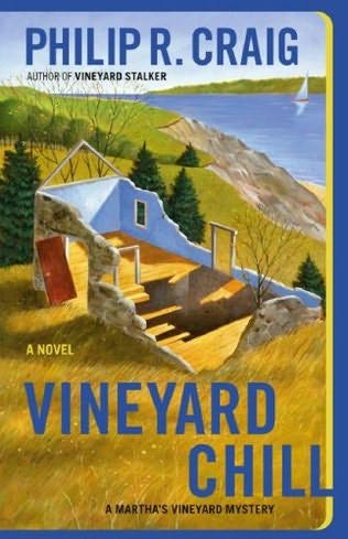 book cover of Vineyard Chill