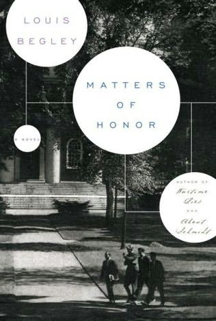 book cover of Matters of Honor