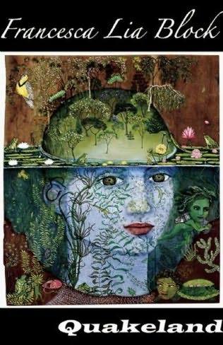 book cover of Quakeland