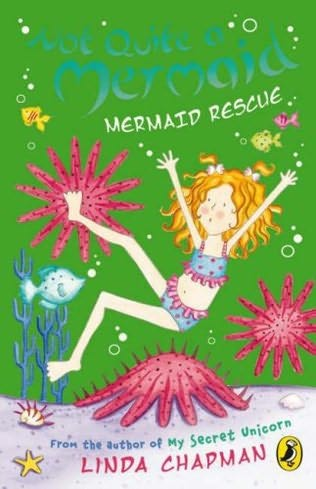 book cover of Mermaid Rescue