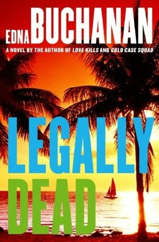 book cover of Legally Dead