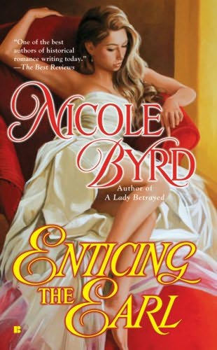 book cover of Enticing the Earl