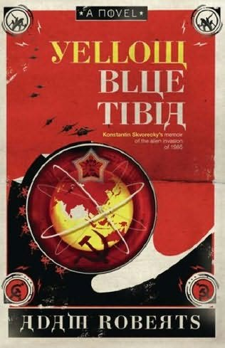 book cover of Yellow Blue Tibia
