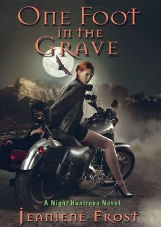 book cover of One Foot in the Grave