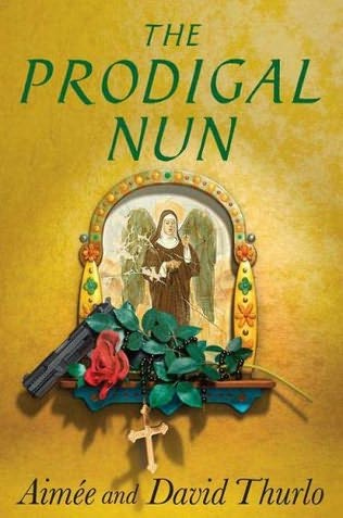 book cover of The Prodigal Nun