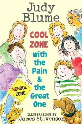 book cover of Cool Zone