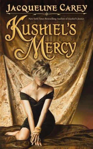 book cover of Kushiel\'s Mercy