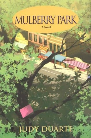 book cover of Mulberry Park
