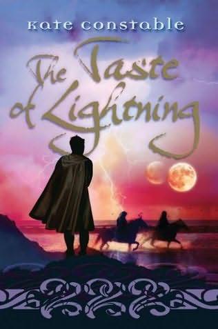 book cover of The Taste of Lightning