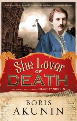 book cover of She Lover of Death