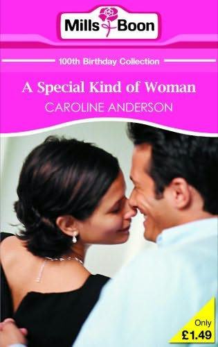 book cover of A Special Kind of Woman