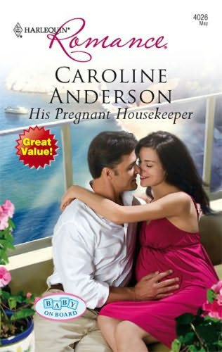 book cover of His Pregnant Housekeeper