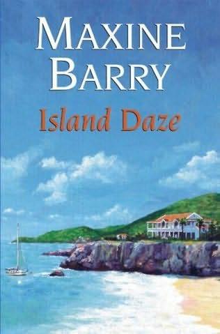 book cover of Island Daze