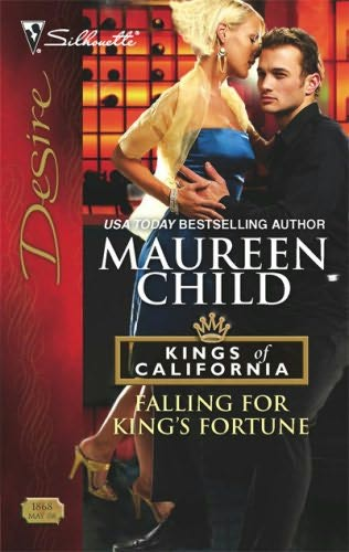 book cover of Falling For King\'s Fortune