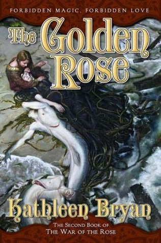 book cover of The Golden Rose