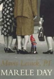 book cover of Mavis Levack, P.I.