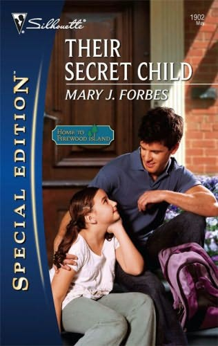 book cover of Their Secret Child