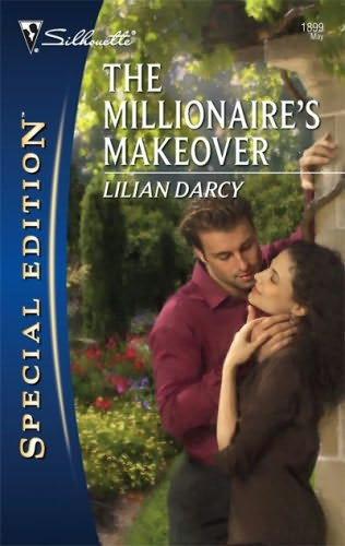 book cover of The Millionaire\'s Makeover