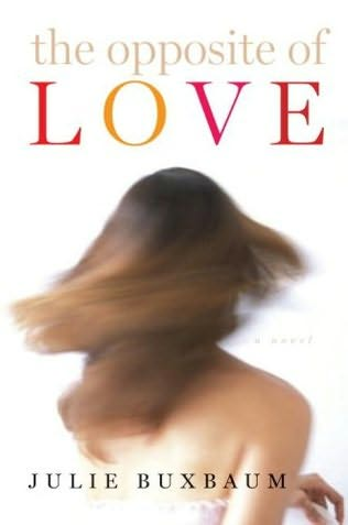 book cover of The Opposite of Love