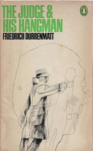 book cover of The Judge and His Hangman