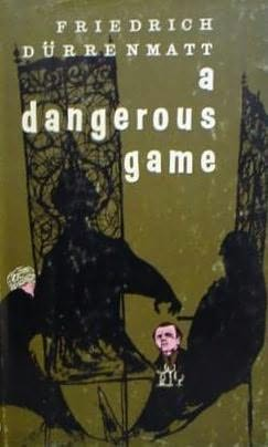 book cover of A Dangerous Game