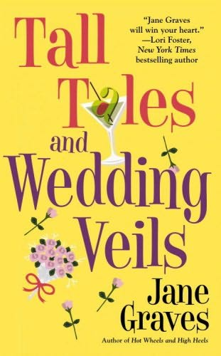 book cover of Tall Tales and Wedding Veils