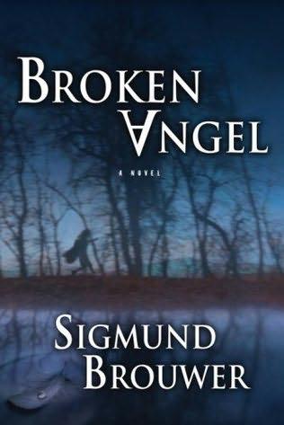 book cover of Broken Angel