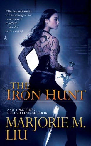 book cover of The Iron Hunt