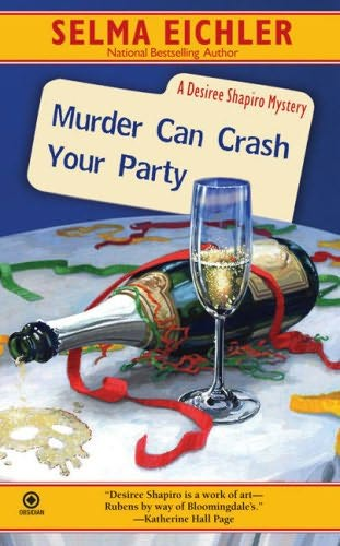 book cover of Murder Can Crash Your Party