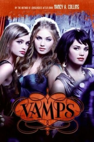 book cover of Vamps