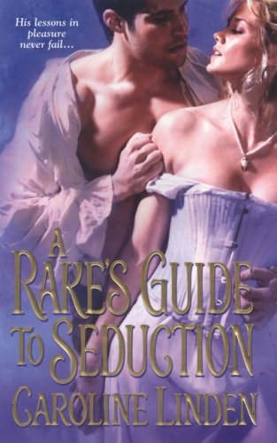 book cover of A Rake\'s Guide to Seduction