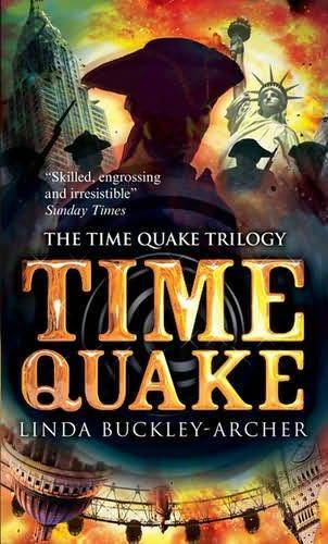 book cover of Time Quake
