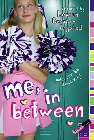 book cover of Me, in Between