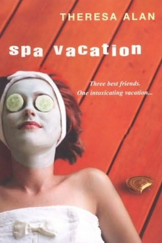 book cover of Spa Vacation