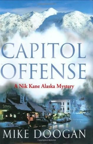 book cover of Capitol Offense