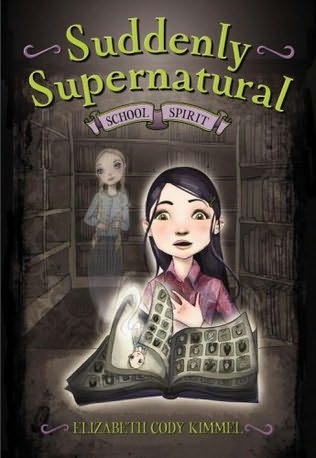 book cover of School Spirit