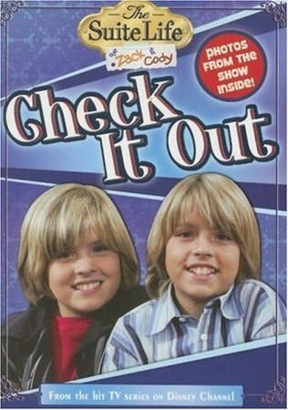 book cover of Check It Out