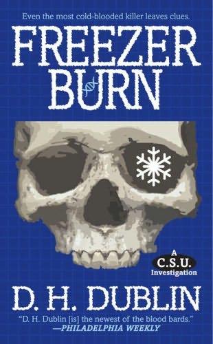 book cover of Freezer Burn