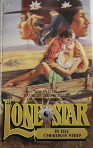 book cover of In the Cherokee Strip