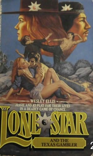 book cover of The Texas Gambler