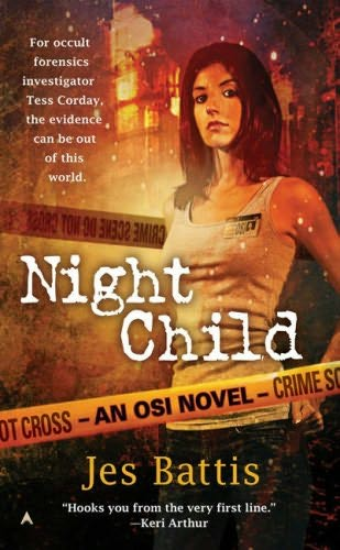 book cover of Night Child