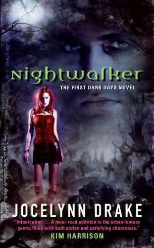 book cover of Nightwalker