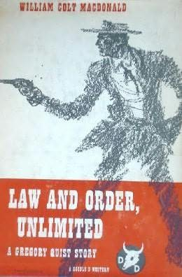 book cover of Law and Order Unlimited