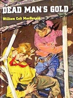 book cover of Dead Man\'s Gold