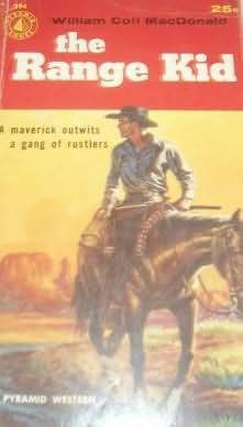 book cover of The Range Kid
